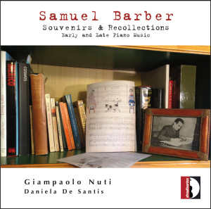 CD Barber Souvernirs and recollections